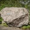 Ruggesteinen - the rocking rock