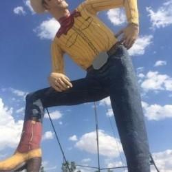 Tex Randall, Big Texan