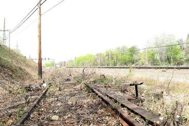 The Abandoned Rockaway Beach Branch of the Long Island Railroad