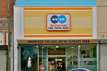 The Echo Park Time Travel Mart