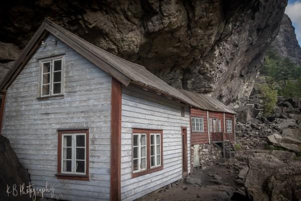 Helleren in Jøssingfjord
