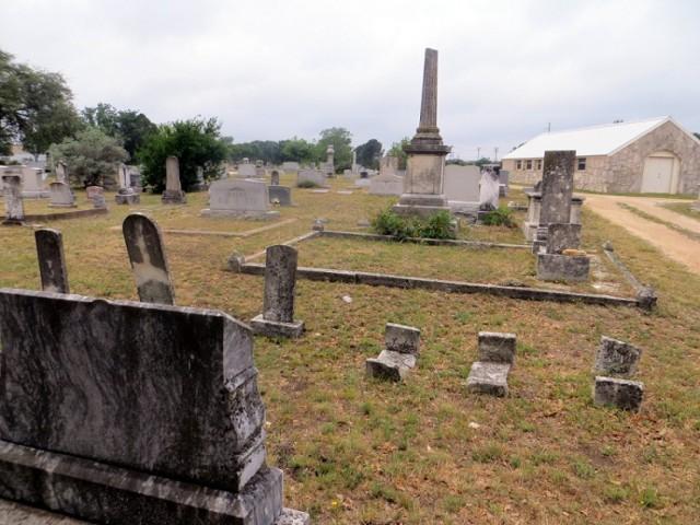 Texas Chainsaw Massacre Cemetery