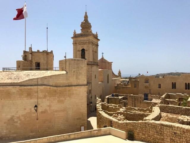 Cittadella of Gozo