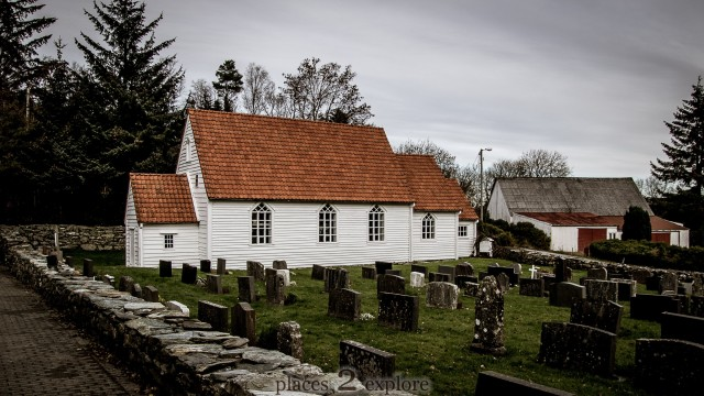 Bømlo gamle kyrkje