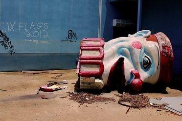 Abandoned Jazzland