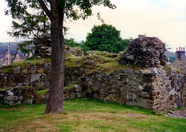 Kindrochit Castle