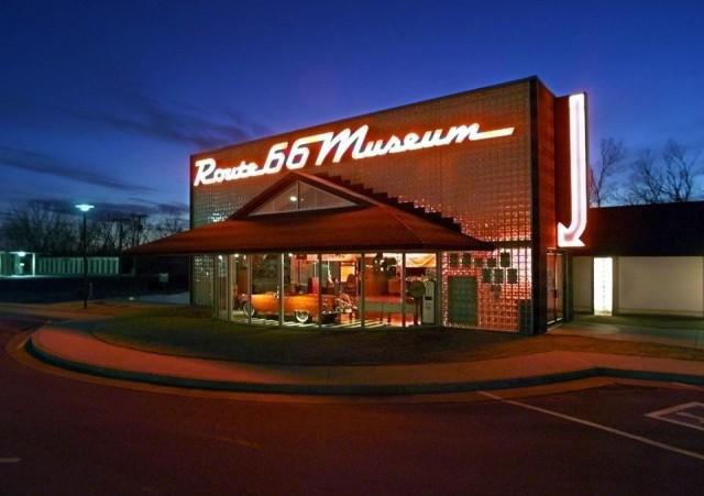 Oklahoma Route 66 Museum