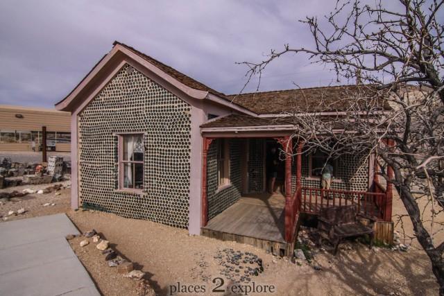 Tom Kelly's Bottle House
