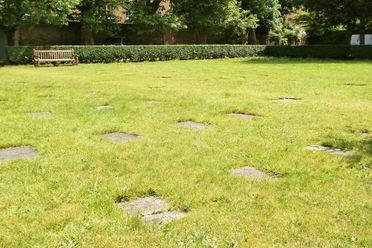 Fetter Lane Moravian Burial Ground