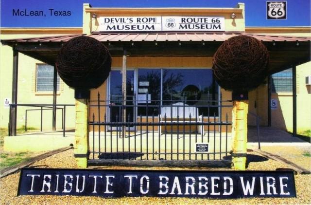 Devil's Rope & Route 66 Museum