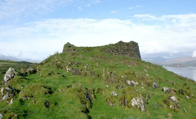 Tirefour Castle