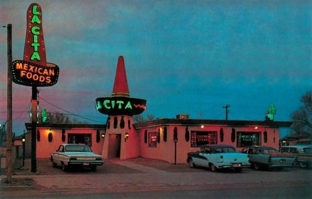 La Cita - Mexican Hat on Route 66