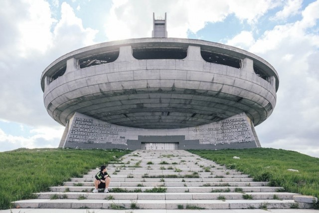 Bulgarian Communist Party Headquarters