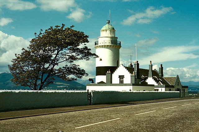 Cloch Point Lighthouse