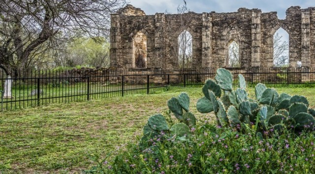 Ruins of St. Dominic's Church