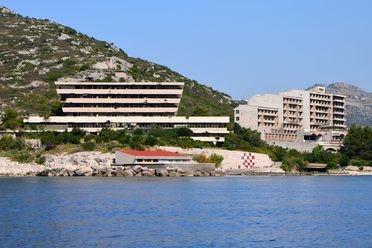 The Abandoned Hotels of Kupari
