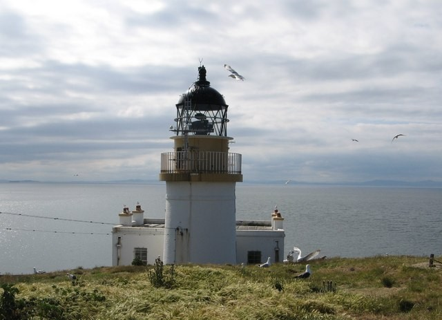 Fidra Lighthouse