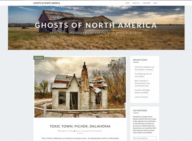 Ghosts of North America