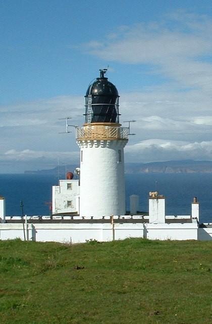 Dunnet Head Lighthouse
