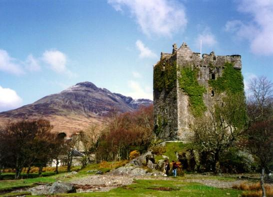 Moy Castle