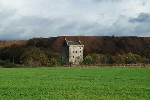 Niddry Castle