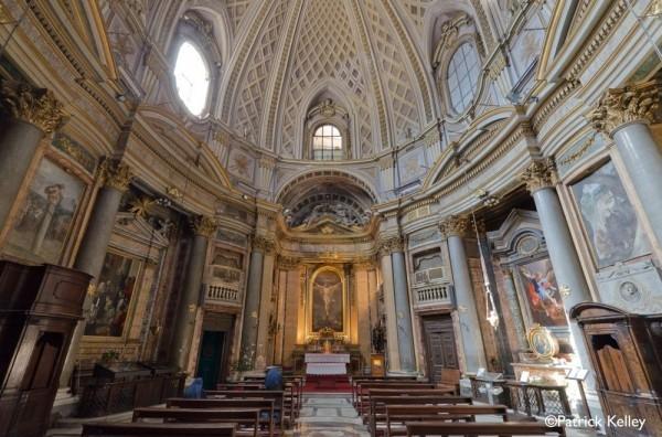 Santa Maria dell'Orazione e Morte