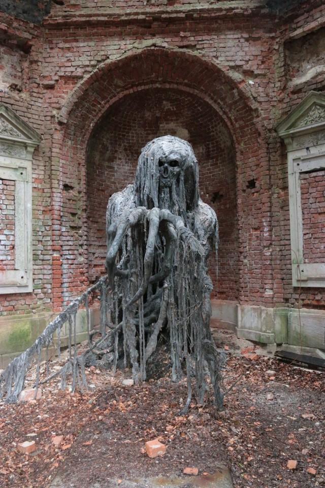 Demon in a Mausoleum
