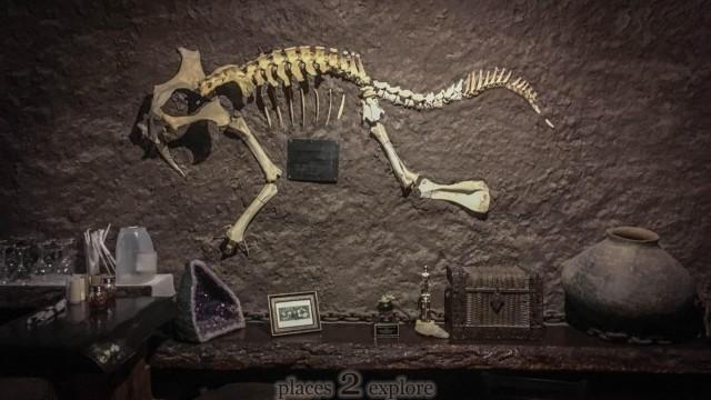 La Kiva: Dinosaur Cave Bar and BBQ