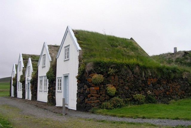 The Turf House Museum